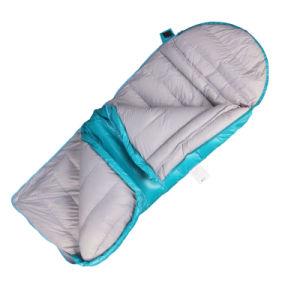 秋の冬のThinkenの熱いたくわえの暖かい子供の寝袋