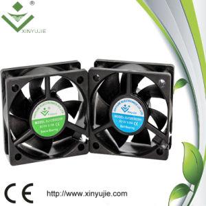 De stilste Ventilator van de Statische Druk van de Ventilator PWM van 4pin gelijkstroom Brushless As Koel