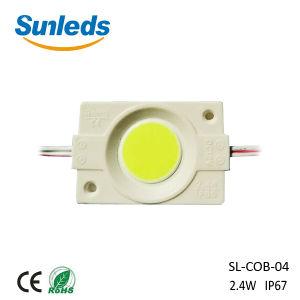 Цветной светодиодный модуль початков впрыска 70*18 Водонепроницаемый светодиодный модуль