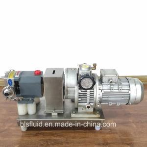 Industrial Petite pompe à huile électrique / pompe à engrenages de transfert d'huile en acier