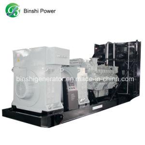 Утвержденном Ce с генераторной установкой дизельного двигателя Perkins 825Ква (BPM660)