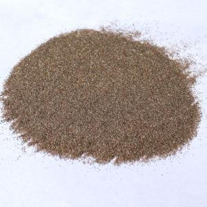 Allumina fusa Brown di brillamento di sabbia F36 da vendere