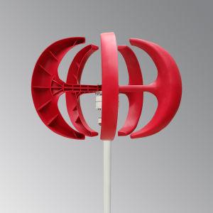 Piccolo mulino a vento verticale del generatore di energia eolica di 200W 12V/24V