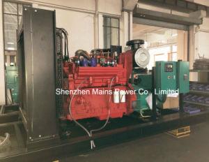 potere continuo naturale del generatore 260kw del gas di tecnologia di 325kVA Cummins