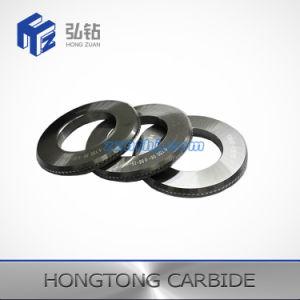Rouleau de carbure de tungstène anneau pour rouler à grande vitesse de barres en acier allié