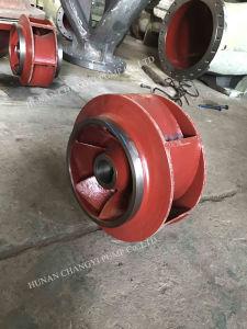 La pompe à débit mixte verticale pour l'hydroélectricité et les grandes stations d'alimentation
