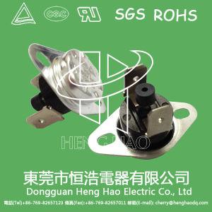 Snap-Action Termostato para potes de água eléctrica