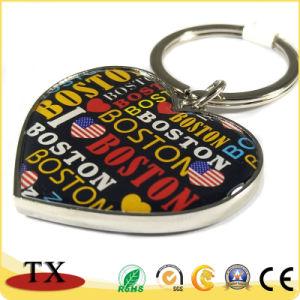 도매 고품질 주문 기념품 금속 Keychain