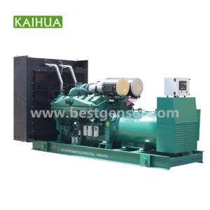 1000 квт/800квт открытого типа с генераторной установкой дизельного двигателя Cummins Ce/ISO