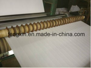 Стеклянная ткань сепаратора батареи AGM стеклоткани циновки (батарея автомобиля автоматическая)