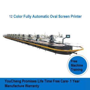 기계를 인쇄하는 자동적인 t-셔츠 실크 스크린