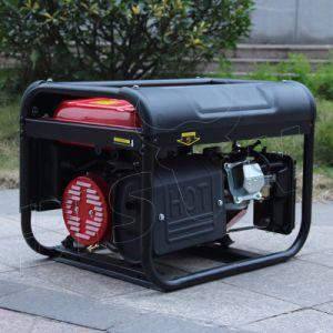 Bison (Chine) BS2500L 2kw fournisseur expérimenté en fil de cuivre générateur à essence