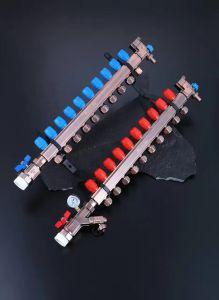 """Горячий коллектор при послепродажном обслуживании с использованием оригинальных поддельных латунные 3/4""""x16"""