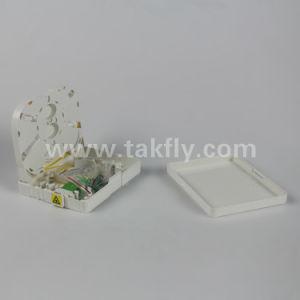 Rectángulo terminal óptico de fibra de los accesos de FTTH 2 con alta calidad