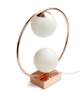 Decoração de esferas de vidro branco redonda Turismo Light