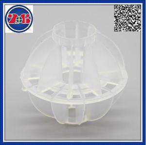 25mm 50mm 65mmプラスチックPPの三パックの球任意タワーのパッキング