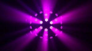 grosses Diamant-Träger-Stadiums-bewegliches Hauptlicht der Bienen-7X15W