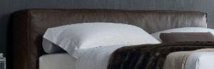 تضمينيّة جلد غرفة نوم أثاث لازم ملك [سز] [سفت] [بد]