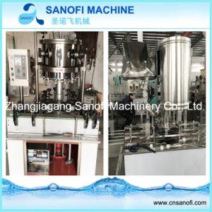 Bouteille en plastique de petite capacité machine à laver de la ligne de production