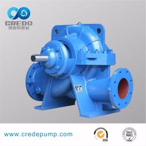 Cas de fractionnement d'aspiration double horizontal de la pompe de système d'eau Re-Circulating