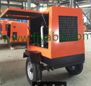 altezza di 5m, torretta chiara mobile del generatore 5kw