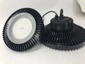 Industrial lúmenes altos 150W de alta de la luz de la Bahía de OVNI