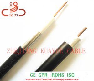 Cavo coassiale di RG6 Rg59 Rg213 Rg214 con l'alta qualità (certificati di CE/CPR/ISO/RoHS)