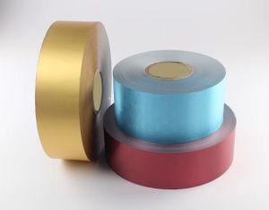 Высокое качество цветной слой алюминиевой фольги с дешевой цене (8011, 8079 обновление)