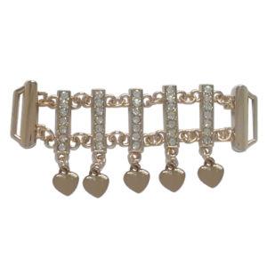 Custom Belle Rhinestone sandale Shoe Clip de bijoux, vêtements Accessoires.
