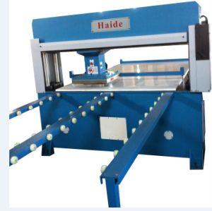 Scherpe Machine van de Matrijs van de reis de Hoofd voor Industrie van het Schoeisel