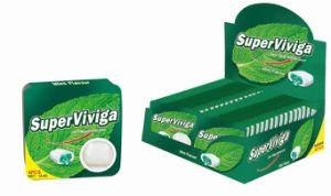 De nouvelles et de Hot vendre Super coeur Super Viviga 4PCS La gomme à mâcher avec remplissage de bourrage