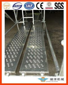 Fachada Andaime Board-Washboard Toe