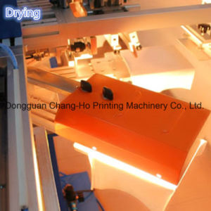 Stampante automatica dello schermo della tessile di due colori