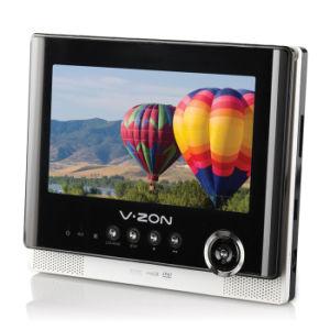7 TFT panorâmico Tablet portátil DVD/CD/MP3 (TFDVD7051)