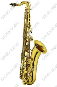 Jazz Music Playing / Tenor Saxophone (SAT800-L)