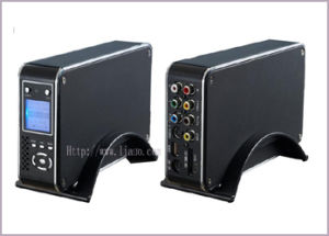 3.5  HDD 선수 & SD/MMC/Ms 카드 Slot+USB+Host (LA-HD3511)