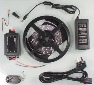 Conrol RF Conexión atenuador de un solo color y el uso