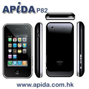 TV Mobile téléphone Apida Quad téléphone mobile (P82)