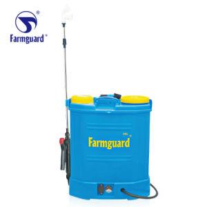 16L 20L 12V bomba eléctrica de la pesticida portátil alimentado por batería de pulverización Pulverizador de jardín