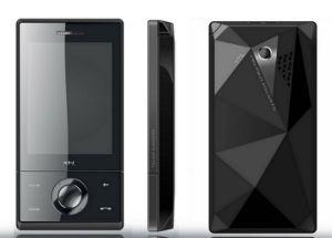 La Quadrato-Fascia SIM doppio si raddoppia telefono mobile standby A1000 della TV