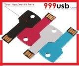 金属の主形USBのフラッシュドライブ(Key228)