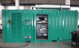 OEM van China de Diesel Leverancier van de Generator, Stille Diesel door de Motor van Cummins