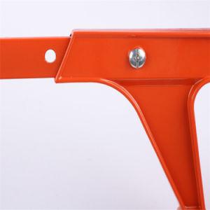 Châssis de scie à métaux de 300mm avec poignée en alliage en aluminium