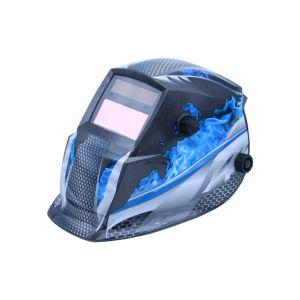 Escurecimento automático de proteção de segurança capacete de soldagem