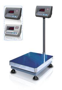 Échelle de la plate-forme électronique numérique connecté par l'ordinateur xy30f