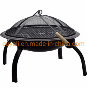 Oyl al aire libre de marca de fuego de leña calefactores / Fogata
