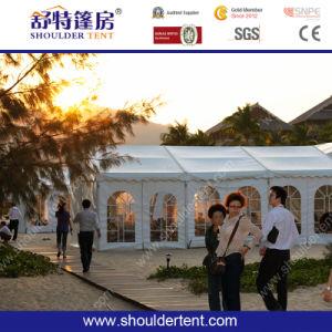 Im Freienfestzelt-Zelt mit wasserdichtem Belüftung-Dach für 500 Leute