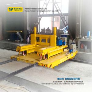 Car Ferry Cross-Rail elétrica para Carga Transportes multidireccional