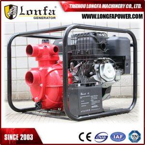 3 дюймов водяного насоса бензинового двигателя под высоким давлением