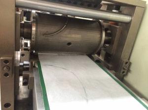 مستهلكة ورقيّة [دي كتّينغ] [تويلت ست] تغطية يطوي يجعل آلة